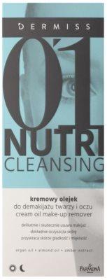 Farmona Dermiss Nutri Cleansing Abschminköl für Gesicht und Augen 2