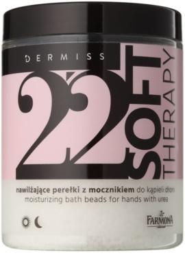 Farmona Dermiss Soft Therapy kúpeľ na ruky pre hydratáciu a vypnutie pokožky