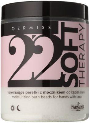 Farmona Dermiss Soft Therapy lázeň na ruce pro hydrataci a vypnutí pokožky