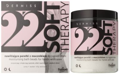 Farmona Dermiss Soft Therapy lázeň na ruce pro hydrataci a vypnutí pokožky 1