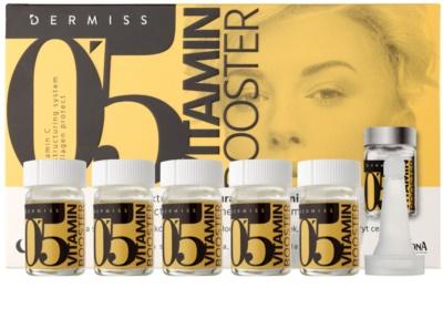 Farmona Dermiss Vitamin Booster відновлюючий нічний догляд  з вітаміном С
