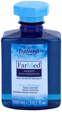 Farmona FarMed šampon proti prhljaju