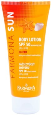 Farmona Sun Protective Sunscreen Lotion SPF 50