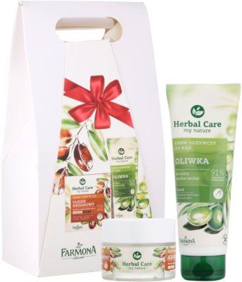 Farmona Herbal Care Argan Oil set cosmetice I.