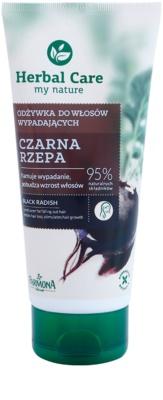Farmona Herbal Care Black Radish acondicionador anticaída