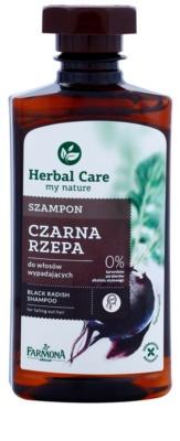 Farmona Herbal Care Black Radish champú anticaída