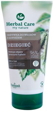 Farmona Herbal Care Birch Tar balsam de păr anti matreata