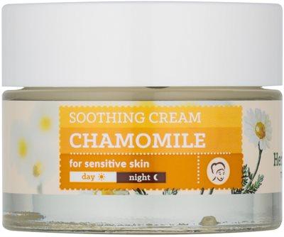 Farmona Herbal Care Chamomile crema calmante con efecto humectante