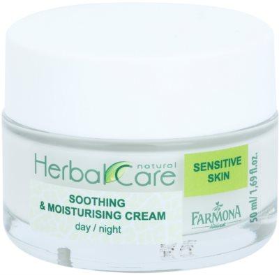 Farmona Herbal Care Chamomile zklidňující krém s hydratačním účinkem 1
