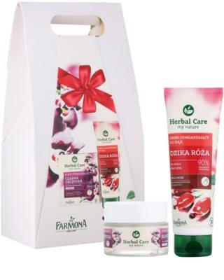 Farmona Herbal Care Black Orchid косметичний набір I.