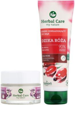 Farmona Herbal Care Black Orchid kosmetická sada I. 1