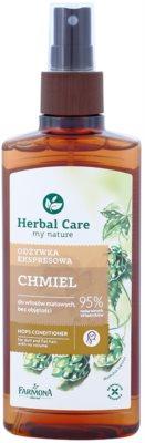 Farmona Herbal Care Hops ausspülfreier Conditioner im Spray für mehr Volumen