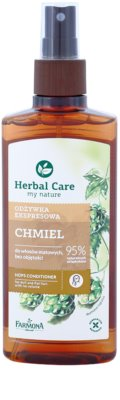Farmona Herbal Care Hops незмивний кондиціонер у формі спрею для обьему
