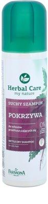 Farmona Herbal Care Nettle sampon uscat pentru par gras
