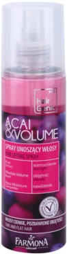 Farmona Hair Genic Acai & Volume spray pentru par pentru volum