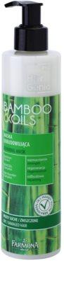 Farmona Hair Genic Bamboo & Oils obnovitvena maska za suhe in poškodovane lase