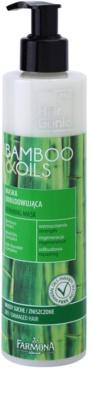 Farmona Hair Genic Bamboo & Oils obnovující maska pro suché a poškozené vlasy