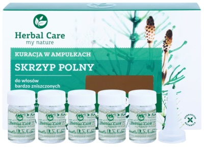 Farmona Herbal Care Horsetail intenzivni tretma za zelo poškodovane lase
