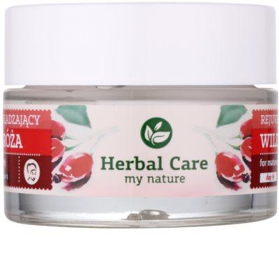 Farmona Herbal Care Wild Rose zpevňující krém s protivráskovým účinkem