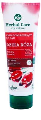 Farmona Herbal Care Wild Rose verjüngende Creme für Hände und Fingernägel