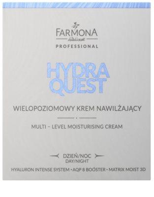 Farmona Hydra Quest hydratační krém s protivráskovým účinkem pro obnovu kožní bariéry 2
