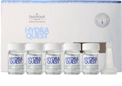Farmona Hydra Quest aktywne serum o dzłałaniu nawilżającym