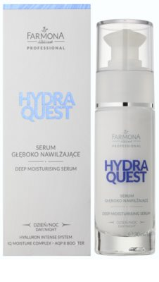 Farmona Hydra Quest hydratační sérum s protivráskovým účinkem 2