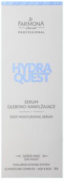Farmona Hydra Quest hydratační sérum s protivráskovým účinkem 1