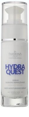 Farmona Hydra Quest serum nawilżające o działaniu przeciwzmarszczkowym