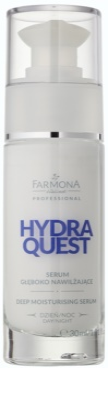 Farmona Hydra Quest зволожуюча сироватка проти розтяжок та зморшок
