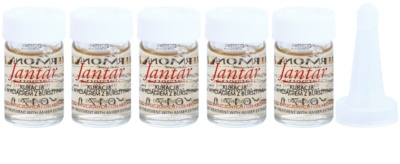 Farmona Jantar intenzivni tretma za zelo poškodovane lase 1