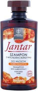 Farmona Jantar šampon za barvane lase