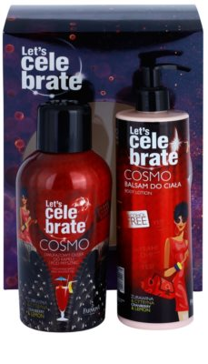 Farmona Let's Celebrate Cosmo set cosmetice I. 1