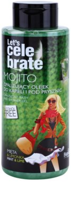 Farmona Let's Celebrate Mojito gel de dus si baie stralucitor