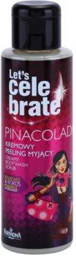 Farmona Let's Celebrate Pinacolada Creme-Peeling für die Dusche