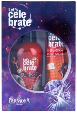 Farmona Let's Celebrate Sunrise zestaw kosmetyków II.