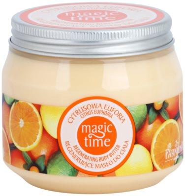 Farmona Magic Time Citrus Euphoria масло для тіла з відновлюючим ефектом