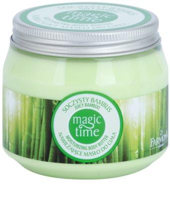Farmona Magic Time Juicy Bamboo Körperbutter mit feuchtigkeitsspendender Wirkung