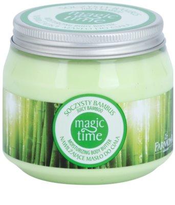 Farmona Magic Time Juicy Bamboo telové maslo s hydratačným účinkom