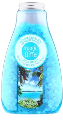Farmona Magic Time Polynesian Paradise krystalová sůl do koupele s minerály