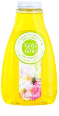 Farmona Magic Time Spring Awakening tusoló- és fürdőgél tápláló hatással