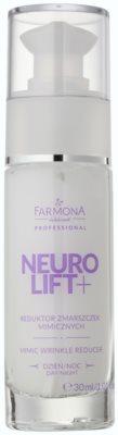 Farmona Neuro Lift+ Anti-Faltencreme Für Lippen und Augenumgebung
