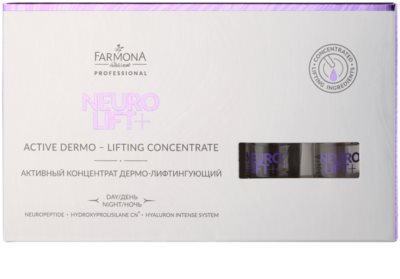 Farmona Neuro Lift+ tratament pentru lifting impotriva ridurilor de expresie 3