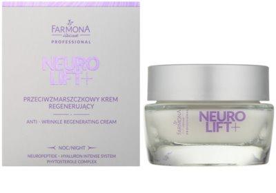 Farmona Neuro Lift+ crema de noche regeneradora  antiarrugas 1