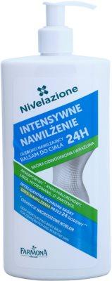 Farmona Nivelazione Body intenzív hidratáló testbalzsam az érzékeny bőrre