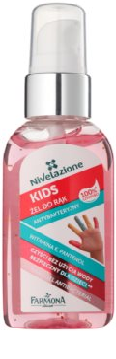 Farmona Nivelazione antibakteriálny gél na ruky pre deti