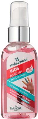 Farmona Nivelazione Gel antibacterial pentru maini. pentru copii