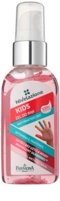 Farmona Nivelazione gel antibacteriano para manos para niños