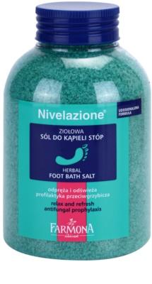 Farmona Nivelazione fürdősó lábakra