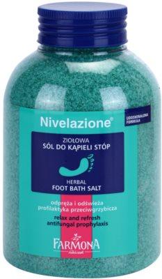 Farmona Nivelazione sól do kąpieli do nóg